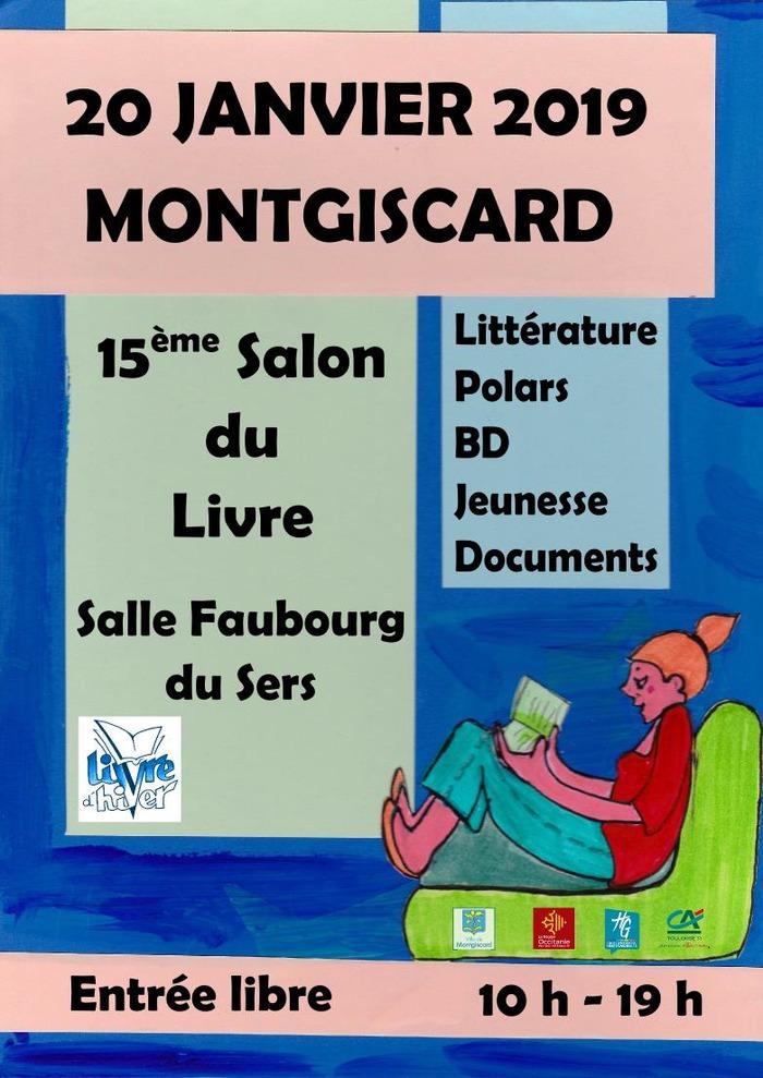 15e Salon du Livre de Montgiscard