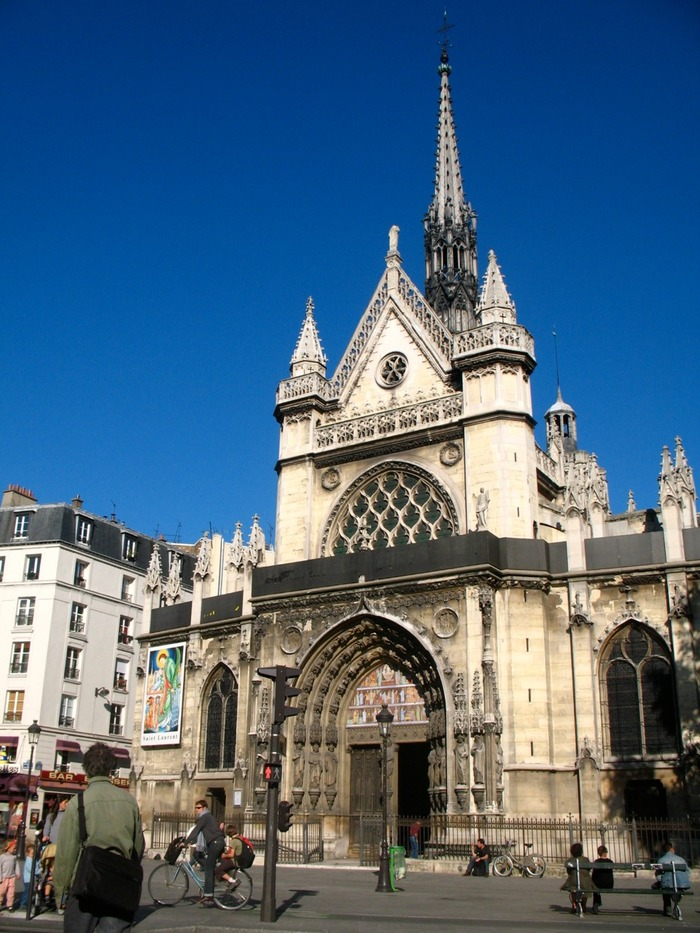 Journées du patrimoine 2018 - Balade dans le quartier : 1600 ans d'histoire sur les pas de paroissiens : saint Domnole, saint Vincent de Paul, sainte Louise de Marillac