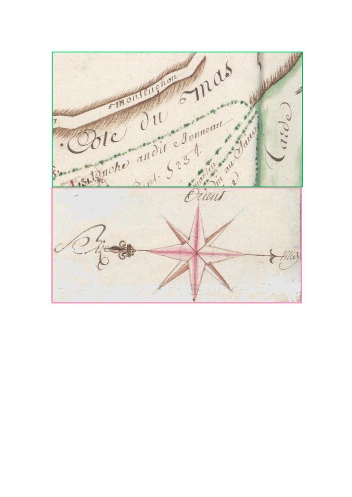 Journées du patrimoine 2018 - «1781 : un plan inédit de Chambon-sur-Voueize»
