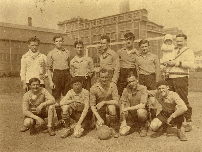 1933, l'année où Roubaix devint foot