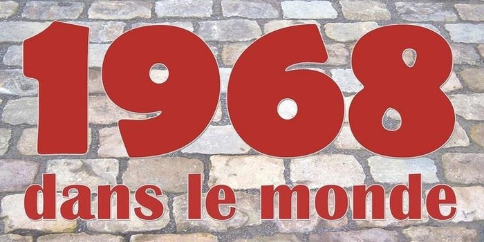 Journées du patrimoine 2018 - 1968 dans le monde : exposition des Archives diplomatiques