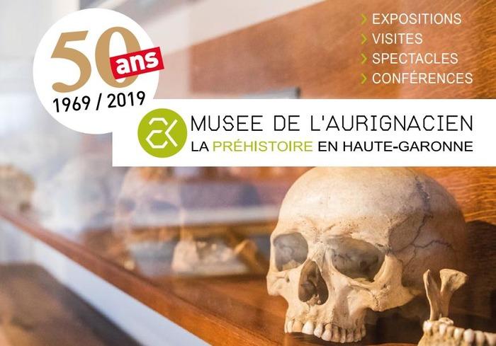 1969/2019, le musée fête ses 50 ans d'existence !