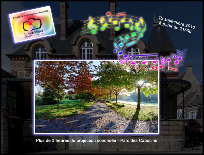 Journées du patrimoine 2018 - 1er Festival de la Photographie Sonorisée