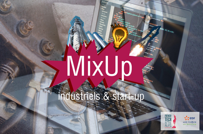 1er MixUp French Tech in the Alps