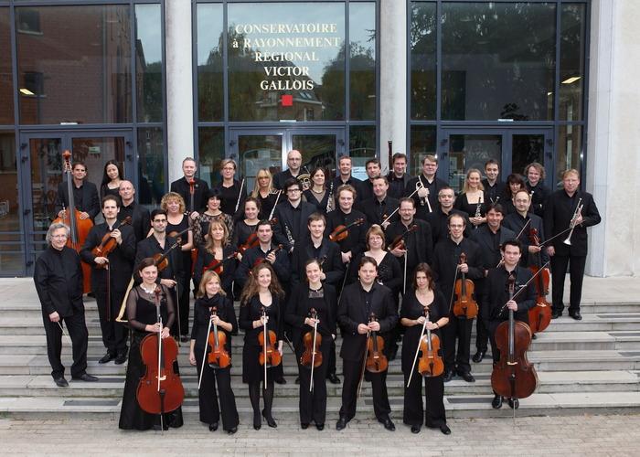 Journées du patrimoine 2017 - Concert de l'ensemble du conservatoire de Douai