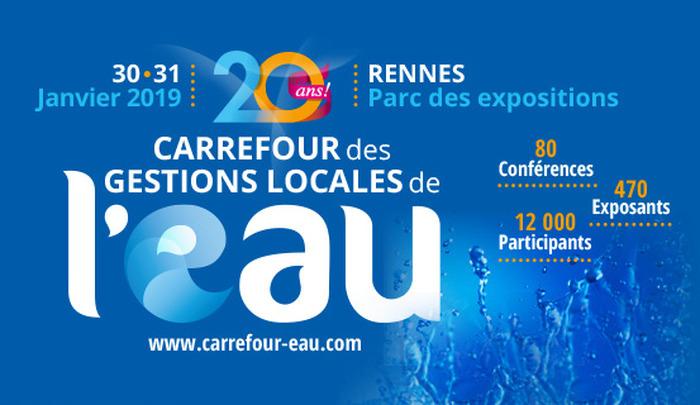 20 ème Carrefour des Gestions Locales de l'Eau