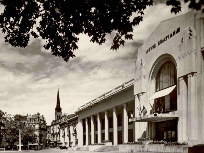 Crédits image : Archives municipales d'Aix-les-Bains