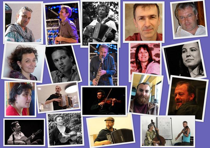 28e stage de musiques traditionnelles