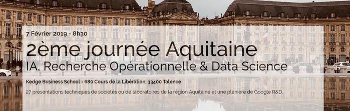 2ème journée Aquitaine