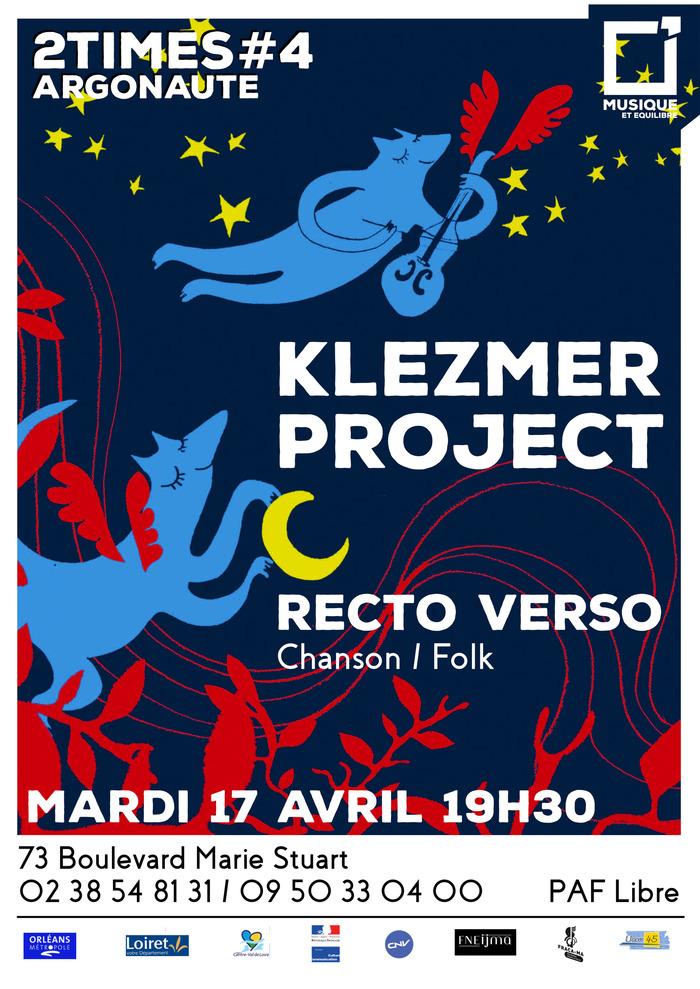 2times#4 Klezmer Project / Recto Verso