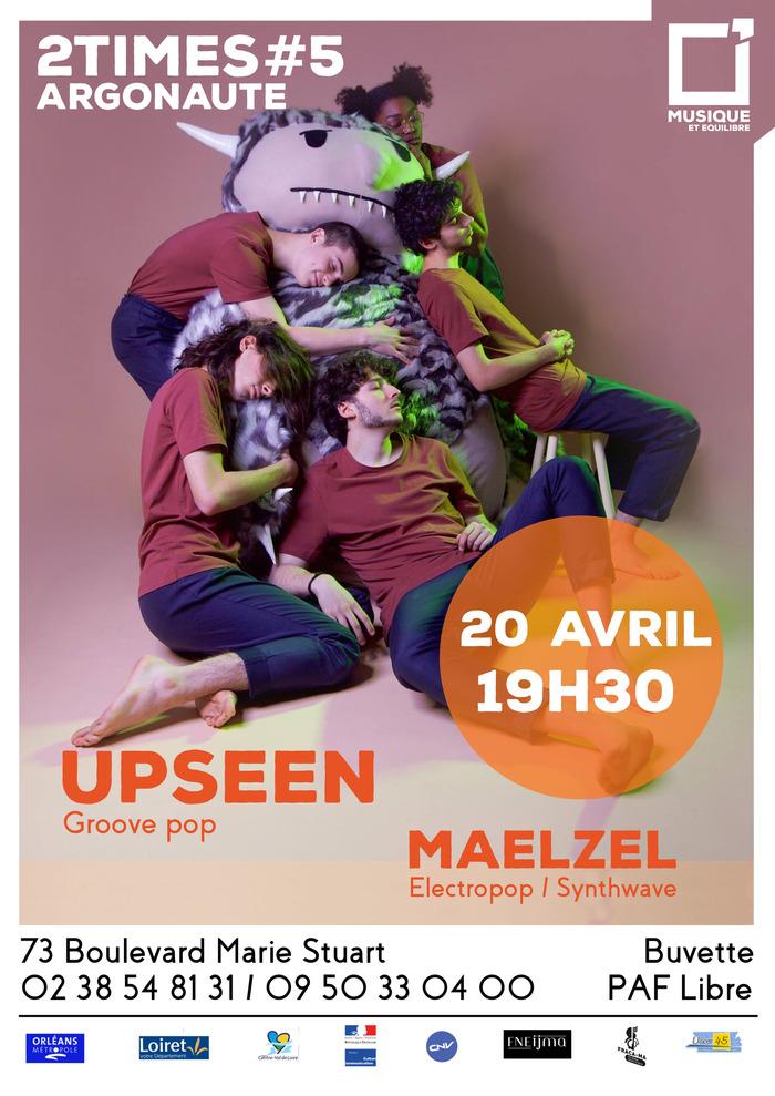 2times#5 Maelzel / Upseen