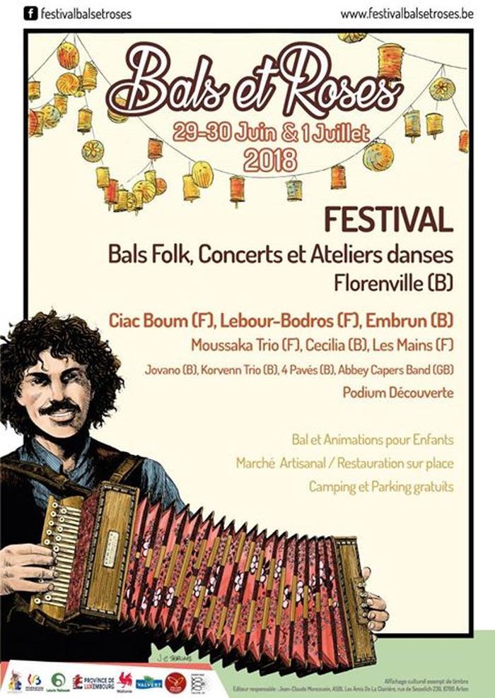 3° Festival Bals et Roses