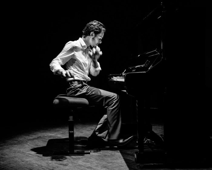 [31 notes d'été à Calmont] Rafael Pradal + 1ère partie : Quatuor Meltem