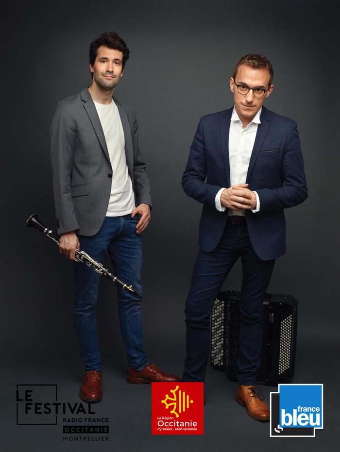 [31 notes d'été à Laréole] Festival Radio France Occitanie Montpellier :  Félicien Brut et Renaud Guy-Rousseau