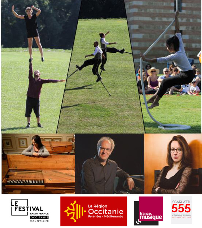 [31 notes d'été] Autour de Scarlatti : concerts et spectacles