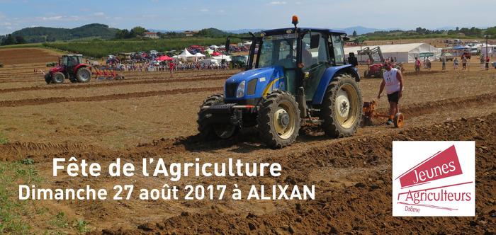 33ème Fête de l'agriculture