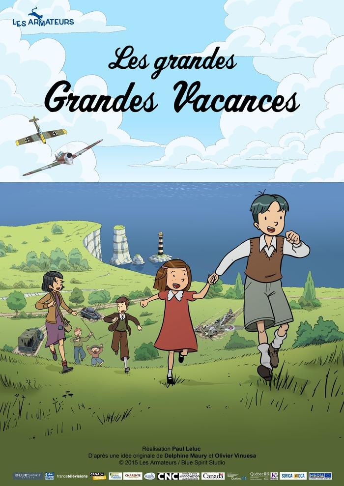 4 ciné-goûters autour de la série animée