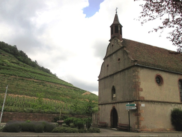Journées du patrimoine 2018 - 400e anniversaire de la Chapelle du Saering de Guebwiller