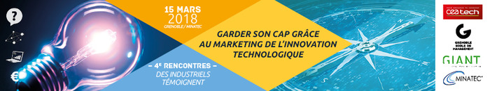 4e Rencontres du marketing de l'innovation technologique