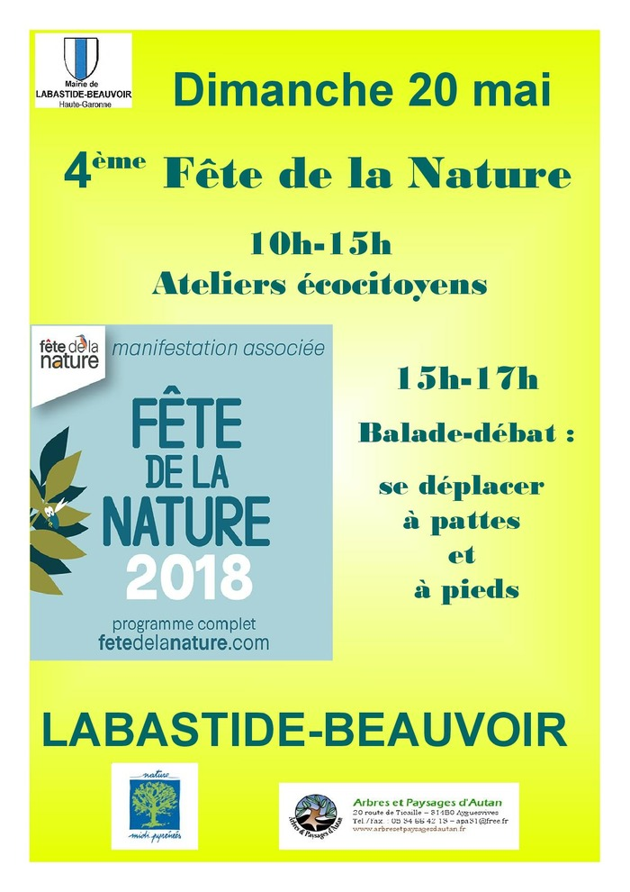 4ème Fête de la Nature