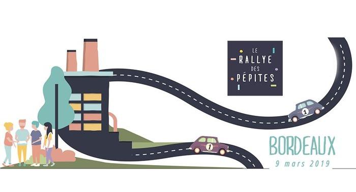 5ème édition du Rallye des Pépites Bordelaises
