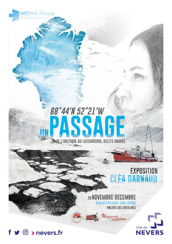 68°44'N-52°21'W : Un passage