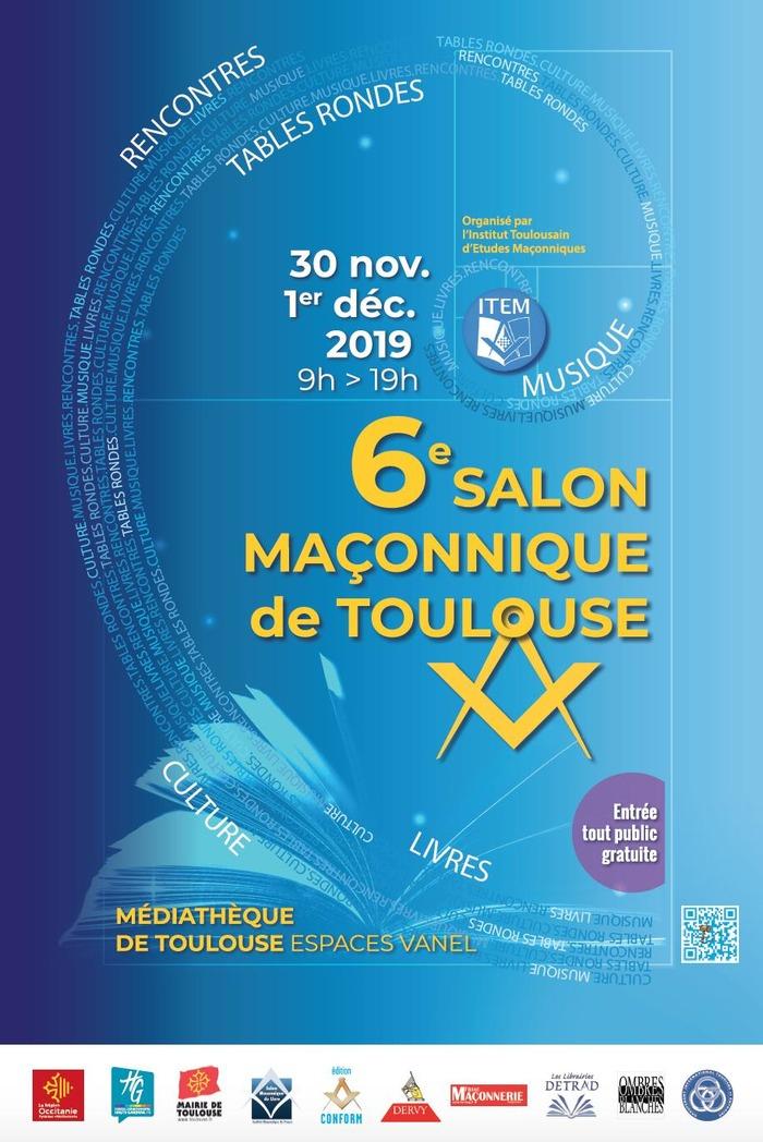 6e salon maçonnique de Toulouse
