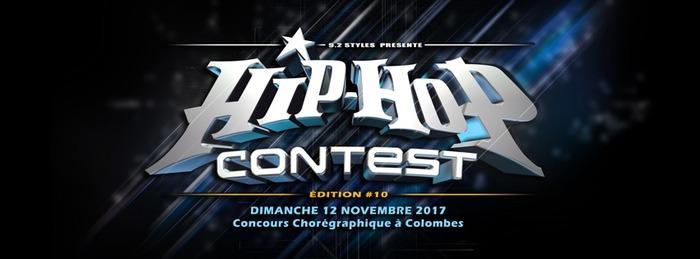 9.2 styles présente le Hip Hop  Contest 2017