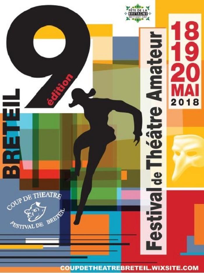 9ème édition du Festival de Théâtre Amateur « Coup de Théâtre »