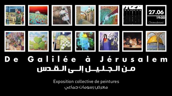 De Galilée à Jérusalem