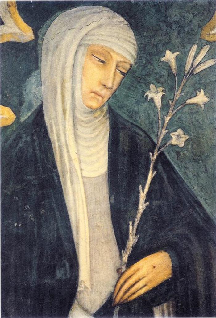 A l'école de Sainte Catherine de Sienne