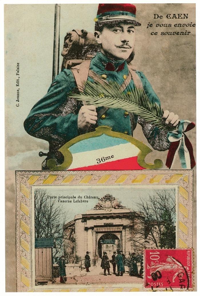 Journées du patrimoine 2018 - Exposition documentaire : épisodes de l'histoire du patrimoine de Caen et de la Normandie