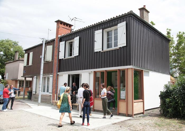 Journées du patrimoine 2018 - À la Cité Claveau, la transition en partage