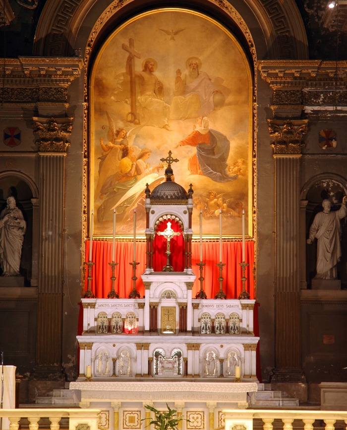 Crédits image : Michel Saïsse - Service diocésain de l'Audiovisuel