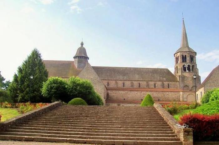 Journées du patrimoine 2018 - À la découverte de l'Abbatiale d'Évaux-les-Bains