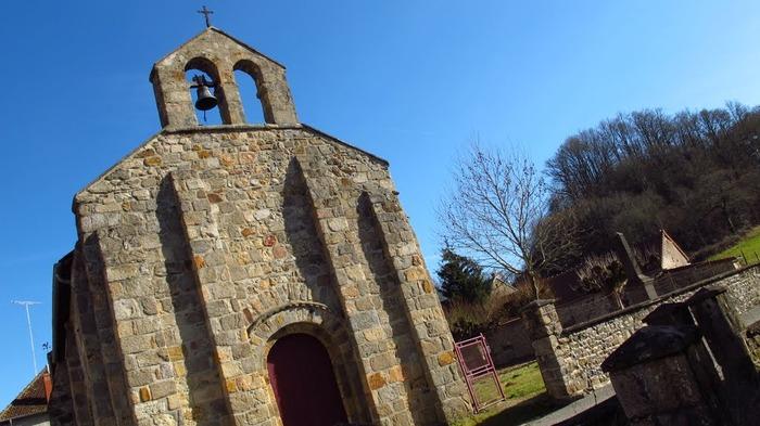 Journées du patrimoine 2020 - À la découverte de l'église de Chambonchard