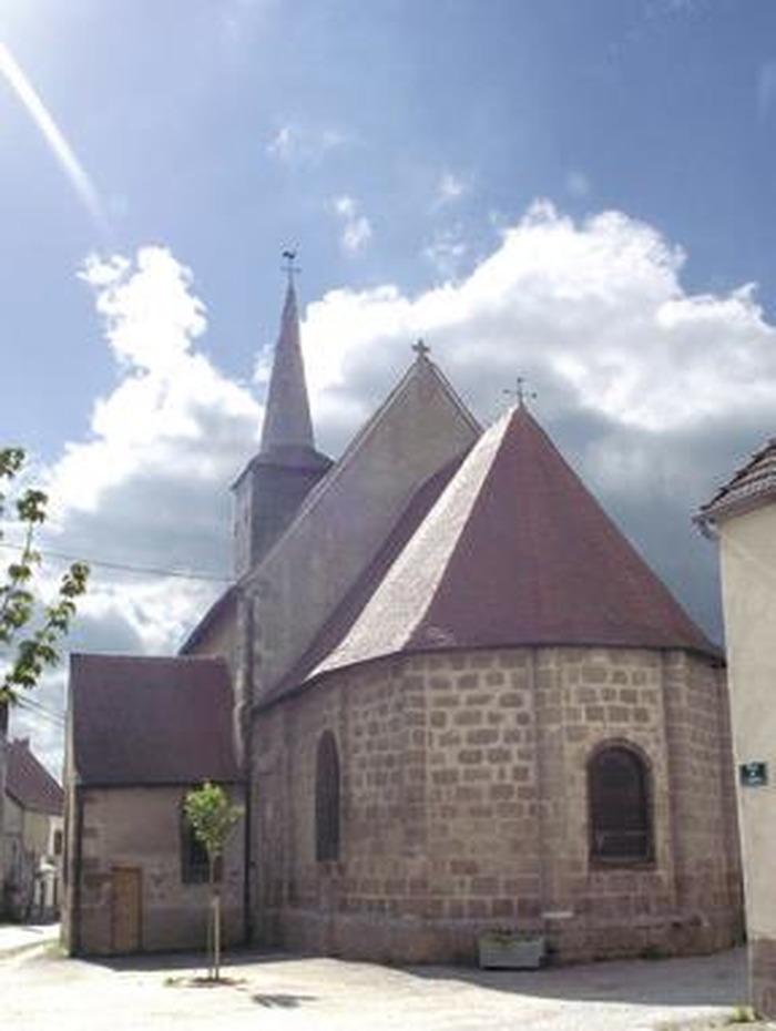 Journées du patrimoine 2018 - À la découverte de l'église de Saint-Loup