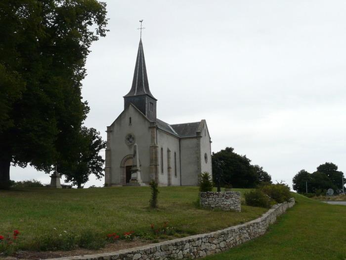 Journées du patrimoine 2018 - À la découverte de l'église de Trois-Fonds et de son panorama