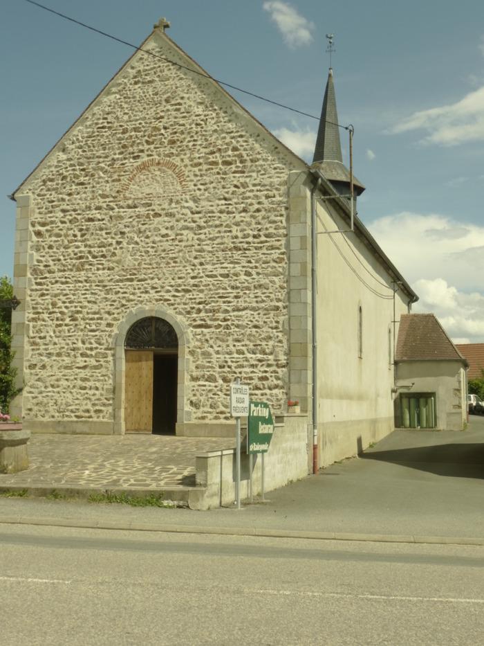 Journées du patrimoine 2018 - À la découverte de l'église Saint-Gaudens