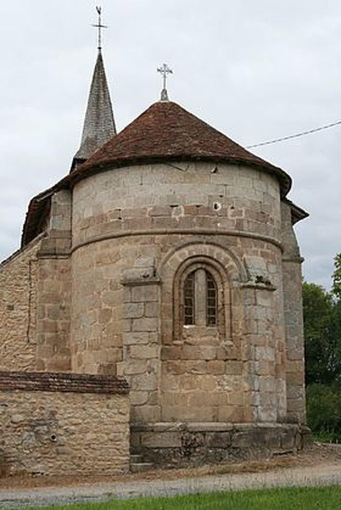 Journées du patrimoine 2018 - À la découverte de l'église de Rimondeix