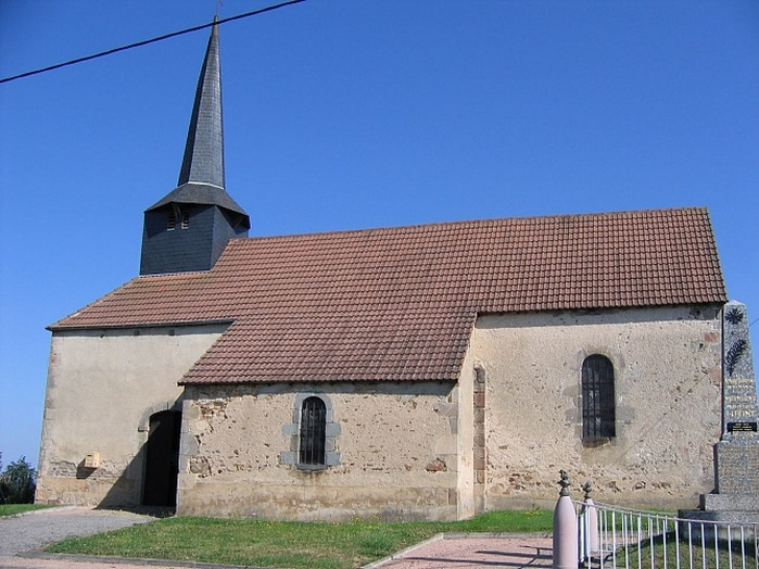 Journées du patrimoine 2018 - À la découverte de l'église Saint-Julien-la-Genête