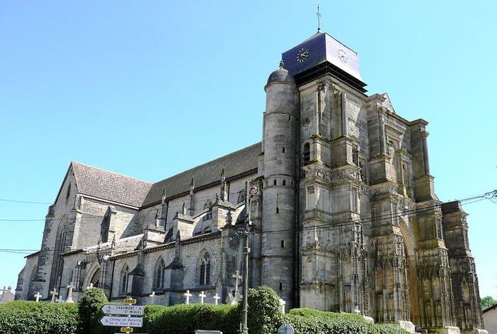 Journées du patrimoine 2018 - A la découverte de l'église Saint-Louvent