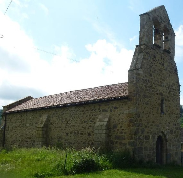Journées du patrimoine 2018 - À la découverte de l'église Saint-Martial du Châtelet