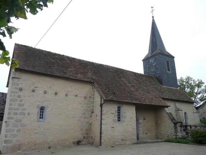 Journées du patrimoine 2018 - À la découverte de l'église de Saint-Silvain-sous-Toulx