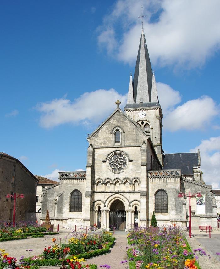 Journées du patrimoine 2019 - A la découverte de l'église Notre-Dame-des-Vertus