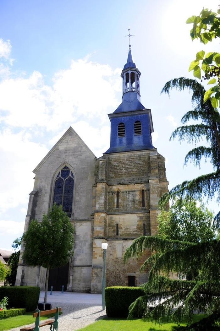 Journées du patrimoine 2018 - A la découverte de l'histoire de Montier-en-Der : église abbatiale et haras.