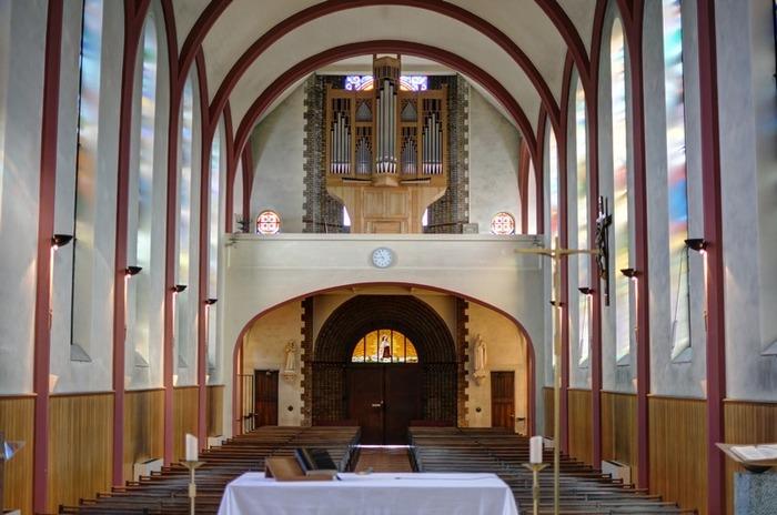 Journées du patrimoine 2018 - A la découverte de l'orgue : présentation de l'instrument