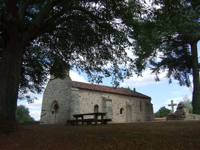 Journées du patrimoine 2018 - À la découverte de la chapelle de Bellefaye