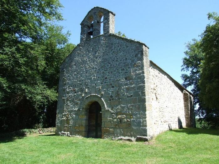 Journées du patrimoine 2018 - À la découverte de la Chapelle Sainte-Radegonde