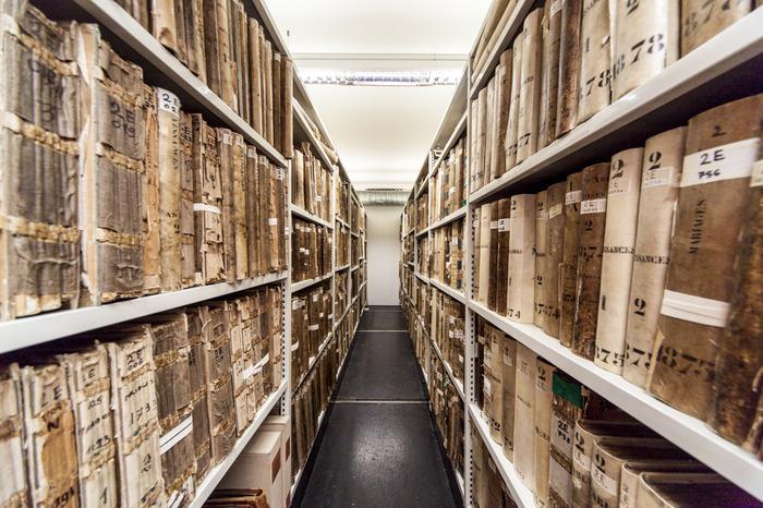 Crédits image : Laurent Vella - Archives municipales de Lyon